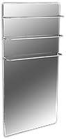 Полотенцесушитель стеклокерамический HGlass Premium 5010 M (зеркальный)