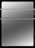 Полотенцесушитель стеклокерамический HGlass Premium 5070 M (зеркальный), фото 2
