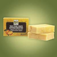 Мыло ручной работы (Флора Секрет)  Антицеллюлитное с эфирным маслом апельсина и апельсиновой цедрой, 75 гр.