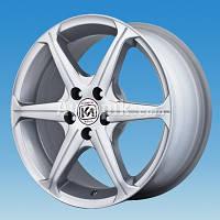 Литые диски Kormetal KM 225 Firebird R15 W6.5 PCD5x100 ET37 DIA67.1 (HB)
