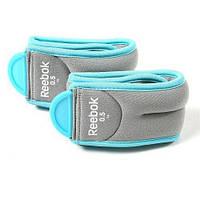 Утяжелители для ног Reebok RAWT-11075BL 1,5 кг