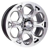 Литые диски Racing Wheels H-276 R15 W7 PCD5x139.7 ET13 DIA108.1 (BK-F/P)