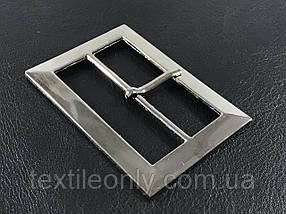 Пряжка металлическая цвет оксид 48 мм