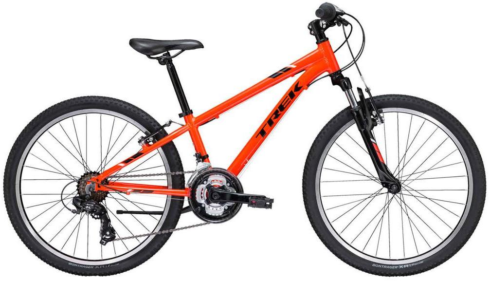Велосипед Trek precaliber 24 21sp boys 24 оранж (MD)