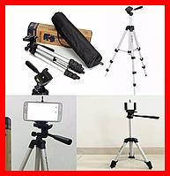 Штатив WT-3110A для камеры, телефона трингота трипод