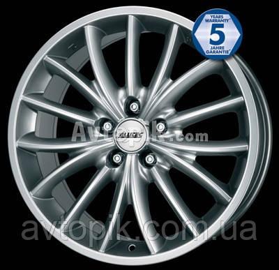 Литые диски Alutec Toxic R18 W8.5 PCD5x114.3 ET35 DIA70.1 (silver)