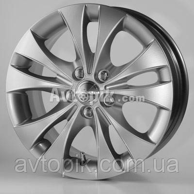 Литые диски Скад Арктур R15 W6.5 PCD5x112 ET38 DIA66.6 (селена)