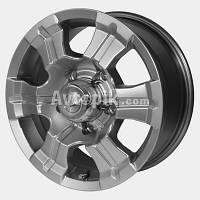 Литые диски Скад Тритон R16 W7 PCD5x150 ET20 DIA109.5 (алмаз)