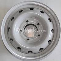 Стальные диски Кременчуг К207 (Нива-Chevrolet) R15 W6 PCD5x139.7 ET48 DIA98