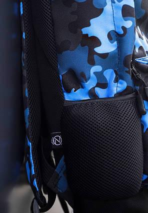 Рюкзак BEZET Blue camouflage (Украина), фото 2