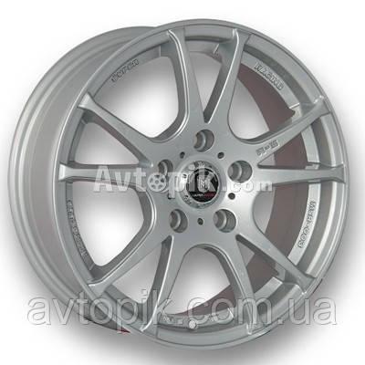 Литые диски Marcello MSR-003 R15 W6.5 PCD5x112 ET38 DIA73.1 (silver)