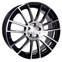 Литые диски Racing Wheels H-408 R17 W7.5 PCD5x112 ET35 DIA73.1 (BK-F/P)