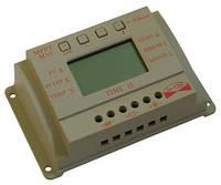 Контроллер MPPT M10 (12/24В, 10А, ЖК индикатор)