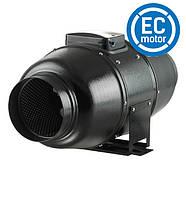 Шумоизолированный вентилятор с ЕС-мотором серии ВЕНТС ТТ-Сайлент М ЕС