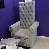 Педикюрное кресло Трон Ice Queen