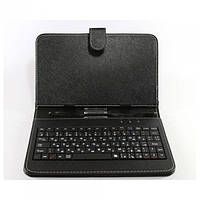 Чехол с русской клавиатурой для планшета 7 mirco Чёрный