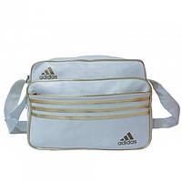 Сумка на плечо Adidas Messenger 1085 Размер 33x20x15 Белый