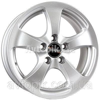 Литые диски Tech Line TL403 R14 W5.5 PCD4x98 ET32 DIA58.6 (silver)