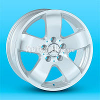 Литые диски Replica Mercedes (JT1014) R15 W7 PCD5x112 ET35 DIA66.6 (MS)