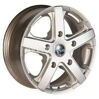 Литые диски Replica Ford (J1044) R15 W6.5 PCD5x160 ET50 DIA65.1 (silver)