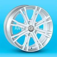 Литые диски Replica Volkswagen (JT1069) R16 W7 PCD5x120 ET38 DIA65.1 (HB)