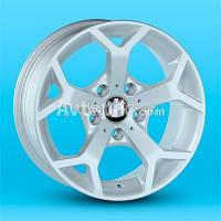 Литые диски Replica BMW (A-F712) R16 W7 PCD5x120 ET18 DIA74.1 (silver)