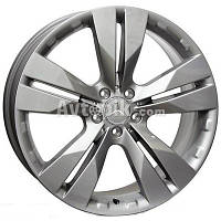 Литые диски Replica Mercedes (A-F803) R20 W8.5 PCD5x112 ET50 DIA66.6 (silver)