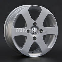 Литые диски Replay Peugeot (PG8) R14 W5.5 PCD4x108 ET24 DIA65.1 (silver)