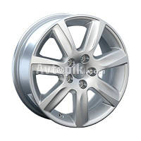 Литые диски Replay Volkswagen (VV47) R15 W6 PCD5x100 ET40 DIA57.1 (silver)
