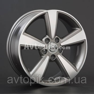 Литые диски Replay Nissan (NS38) R16 W6.5 PCD5x114.3 ET40 DIA66.1 (GMF)