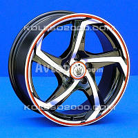 Литые диски Konig SH01 R15 W6.5 PCD5x100 ET35 DIA73.1 (GBFPR)
