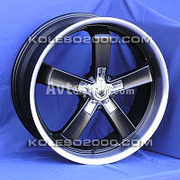 Литые диски Konig SG27 R20 W8.5 PCD5x120 ET35 DIA74.1 (GBLP)
