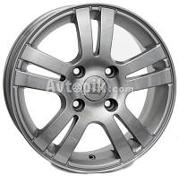 Литые диски WSP Italy Chevrolet (W3605) Antalya R15 W6 PCD4x114.3 ET44 DIA56.6 (silver)