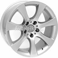 Литые диски WSP Italy BMW (W637) Eletta R16 W7 PCD5x120 ET15 DIA72.6 (silver)