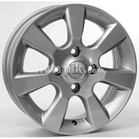 Литые диски WSP Italy Nissan (W1852) Tiida R15 W5.5 PCD4x100 ET40 DIA54.1 (silver)