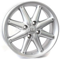 Литые диски WSP Italy Ford (W952) Siena R16 W6.5 PCD4x108 ET52.5 DIA63.4 (silver)
