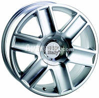 Литые диски WSP Italy Audi (W533) Florence R15 W6.5 PCD5x100 ET35 DIA57.1 (silver)