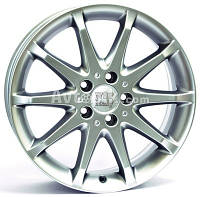 Литые диски WSP Italy Mercedes (W752) Panama R15 W6.5 PCD5x112 ET40 DIA66.6 (silver)