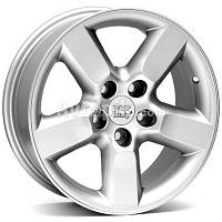 Литые диски WSP Italy Toyota (W1712) Bari RAV4 R16 W7 PCD5x114.3 ET35 DIA60.1 (silver)