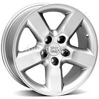 Литые диски WSP Italy ForToyota (W1712) Bari RAV4 R16 W7 PCD5x114.3 ET35 DIA60.1 (silver)