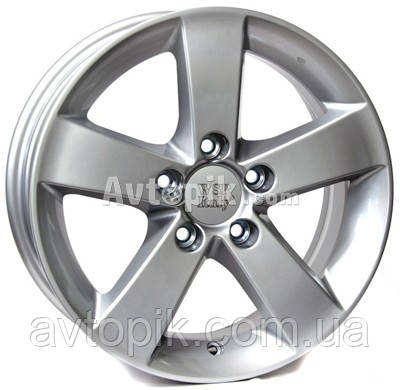 Литые диски WSP Italy Honda (W2406) Bengasi Civic R16 W6.5 PCD5x114.3 ET45 DIA64.1 (silver)
