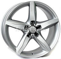 Литые диски WSP Italy Audi (W561) A4 Kassel R16 W7 PCD5x112 ET35 DIA66.6 (silver)