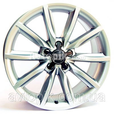 Литые диски WSP Italy Audi (W550) Allroad Canyon R16 W7 PCD5x112 ET30 DIA66.6 (silver)