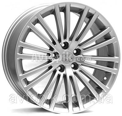 Литые диски WSP Italy Volkswagen (W450) Dresden R17 W7.5 PCD5x112 ET45 DIA57.1 (silver)