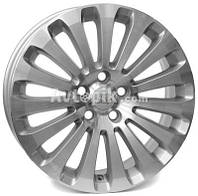 Литые диски WSP Italy Ford (W953) Isidoro R17 W7 PCD5x108 ET50 DIA63.4 (silver polished)