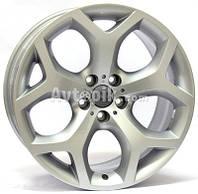 Литые диски WSP Italy BMW (W667) X5 Hotbird R17 W7.5 PCD5x120 ET35 DIA72.6 (silver)