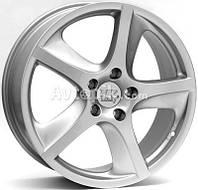 Литые диски WSP Italy Porsche (W1006) Cayenne R19 W9 PCD5x130 ET60 DIA71.6 (silver)