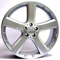 Литые диски WSP Italy Mercedes (W751) Copacabana R20 W8.5 PCD5x112 ET35 DIA66.6 (silver)