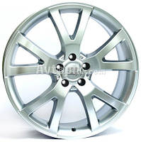 Литые диски WSP Italy Mercedes (W750) Yalta R22 W10 PCD5x112 ET60 DIA66.6 (silver)