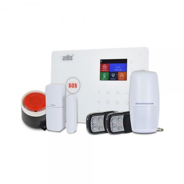 Комплект сигнализации ATIS Kit GSM+WiFi 130